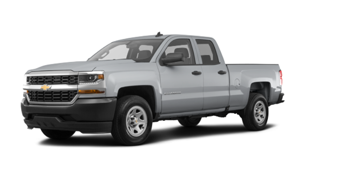 2018 Chevrolet Silverado 1500 WT | Photo 6 | Silver Ice Metallic