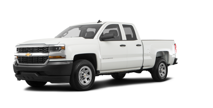 2018 Chevrolet Silverado 1500 WT | Photo 6 | Summit White