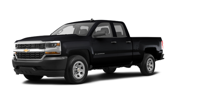 2018 Chevrolet Silverado 1500 WT | Photo 6 | Black
