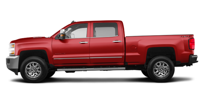 2018 Chevrolet Silverado 2500HD LTZ | Photo 4 | Cajun red tintcoat