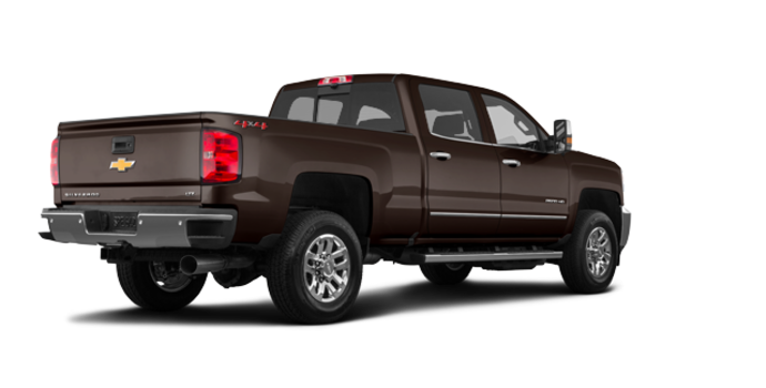 2018 Chevrolet Silverado 2500HD LTZ | Photo 5 | Havana Metallic