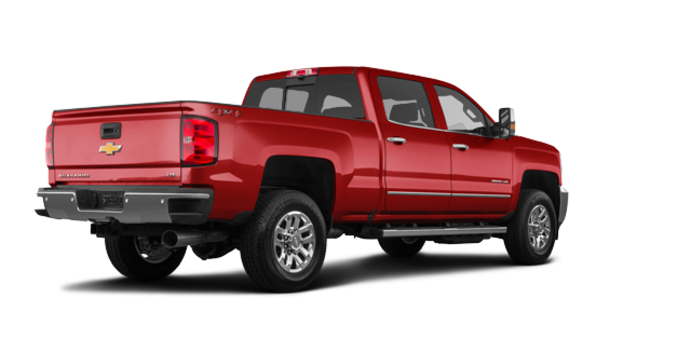 2018 Chevrolet Silverado 2500HD LTZ | Photo 5 | Cajun red tintcoat