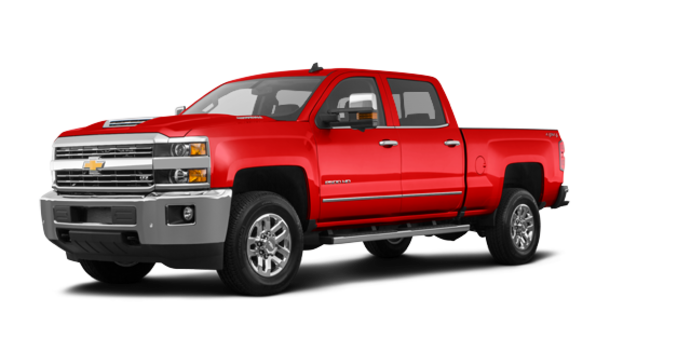 2018 Chevrolet Silverado 2500HD LTZ | Photo 6 | Red Hot