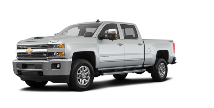2018 Chevrolet Silverado 2500HD LTZ | Photo 6 | Silver Ice Metallic
