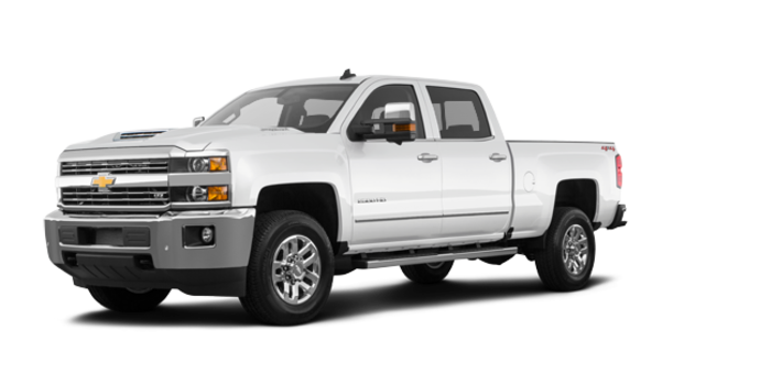 2018 Chevrolet Silverado 2500HD LTZ | Photo 6 | Summit White