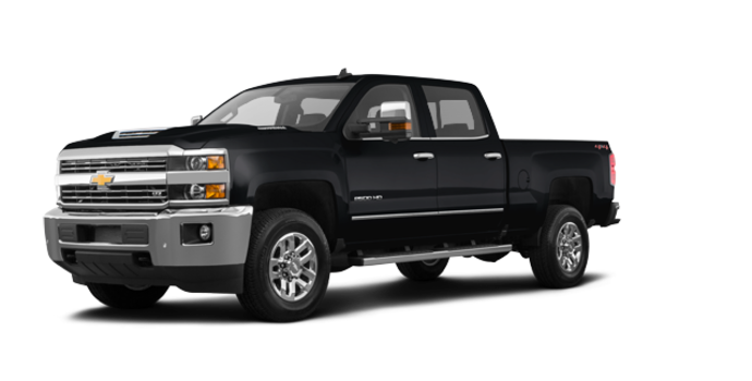 2018 Chevrolet Silverado 2500HD LTZ | Photo 6 | Black