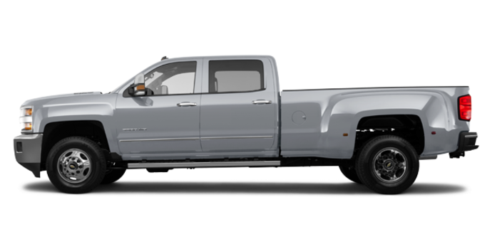 2018 Chevrolet Silverado 3500 HD LTZ | Photo 4 | Silver Ice Metallic