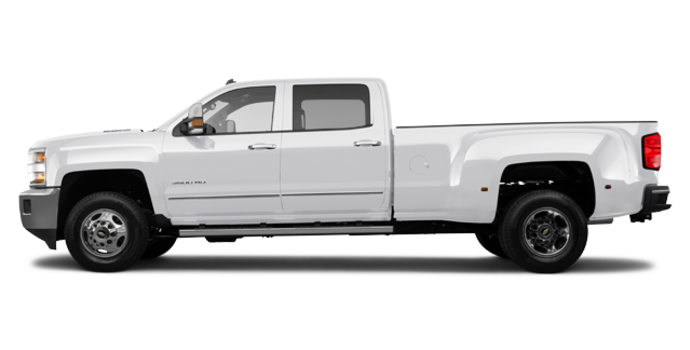 2018 Chevrolet Silverado 3500 HD LTZ | Photo 4 | Summit White