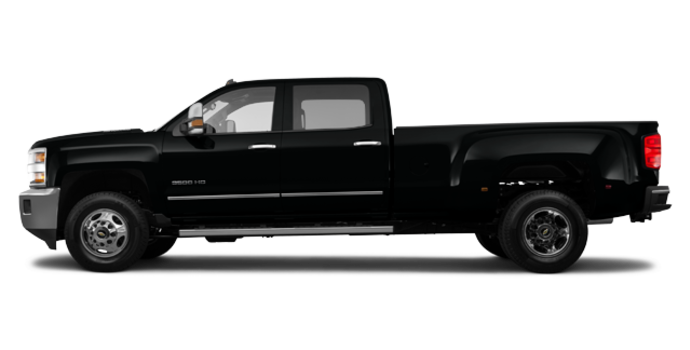 2018 Chevrolet Silverado 3500 HD LTZ | Photo 4 | Black