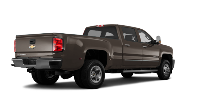 2018 Chevrolet Silverado 3500 HD LTZ | Photo 5 | Havana metallic