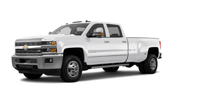2018 Chevrolet Silverado 3500 HD LTZ | Photo 6 | Summit White