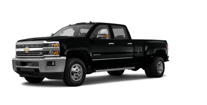 2018 Chevrolet Silverado 3500 HD LTZ | Photo 6 | Black