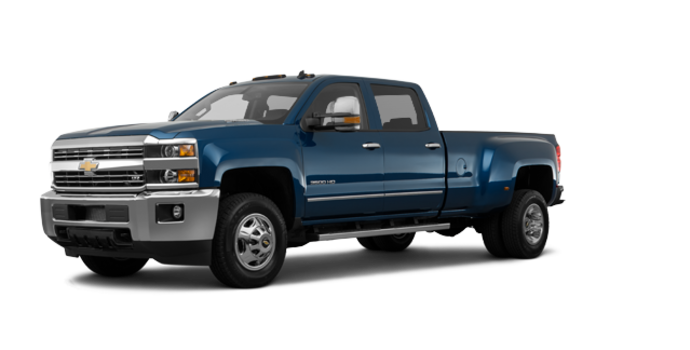 2018 Chevrolet Silverado 3500 HD LTZ | Photo 6 | Deep Ocean Blue Metallic