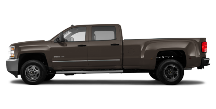 2018 Chevrolet Silverado 3500 HD WT | Photo 4 | Havana metallic