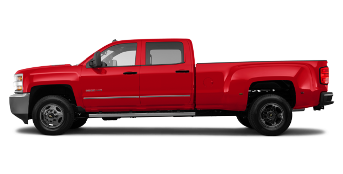 2018 Chevrolet Silverado 3500 HD WT | Photo 4 | Red Hot