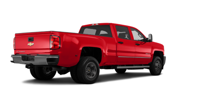 2018 Chevrolet Silverado 3500 HD WT | Photo 5 | Red Hot