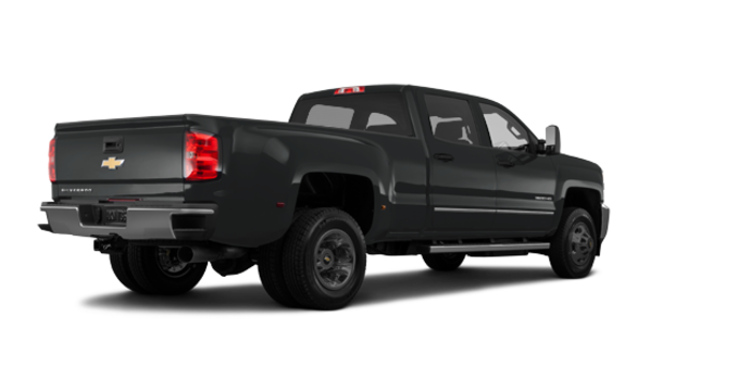 2018 Chevrolet Silverado 3500 HD WT | Photo 5 | Graphite Metallic