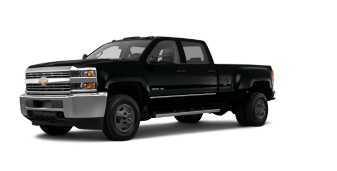 2018 Chevrolet Silverado 3500 HD WT | Photo 6 | Black