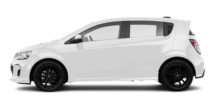 2018 Chevrolet Sonic Hatchback PREMIER | Photo 4 | Summit White