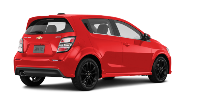 2018 Chevrolet Sonic Hatchback PREMIER | Photo 5 | Red Hot