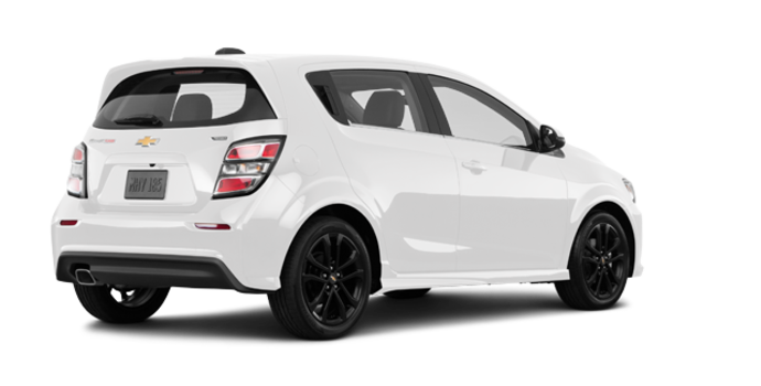 2018 Chevrolet Sonic Hatchback PREMIER | Photo 5 | Summit White