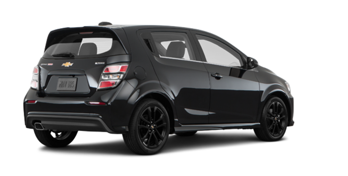2018 Chevrolet Sonic Hatchback PREMIER | Photo 5 | Mosaic Black Metallic