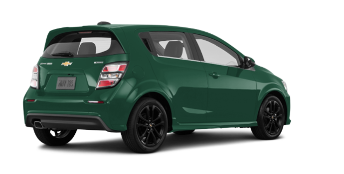 2018 Chevrolet Sonic Hatchback PREMIER | Photo 5 | Ivy Metallic