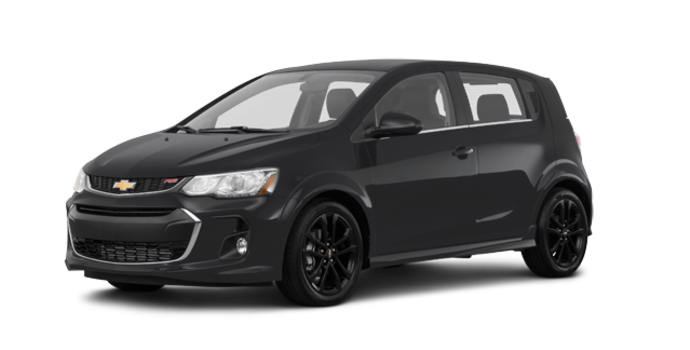 2018 Chevrolet Sonic Hatchback PREMIER | Photo 6 | Nightfall Grey Metallic