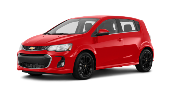 2018 Chevrolet Sonic Hatchback PREMIER | Photo 6 | Cajun Red