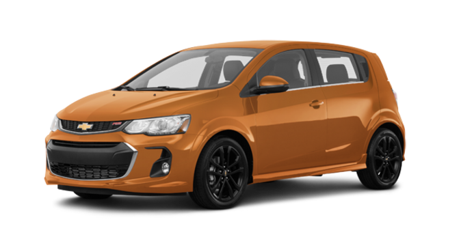 2018 Chevrolet Sonic Hatchback PREMIER | Photo 6 | Orange Burst Metallic