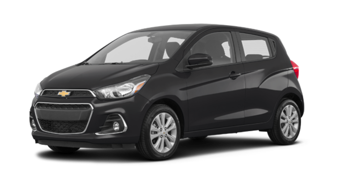 2018 Chevrolet Spark 1LT | Photo 6 | Nightfall Grey Metallic