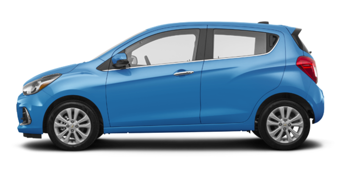 2018 Chevrolet Spark 2LT | Photo 4 | Splash Metallic
