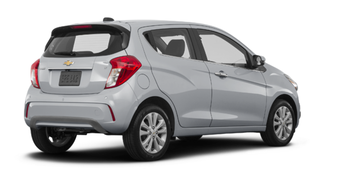 2018 Chevrolet Spark 2LT | Photo 5 | Silver Ice Metallic