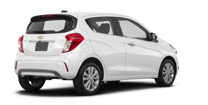 2018 Chevrolet Spark 2LT | Photo 5 | Summit White