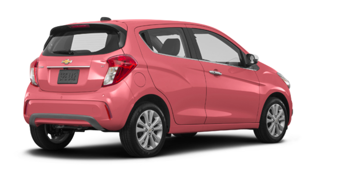 2018 Chevrolet Spark 2LT | Photo 5 | Sorbet