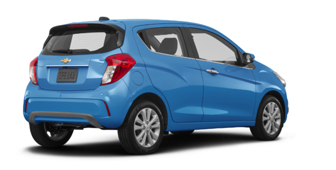 2018 Chevrolet Spark 2LT | Photo 5 | Splash Metallic