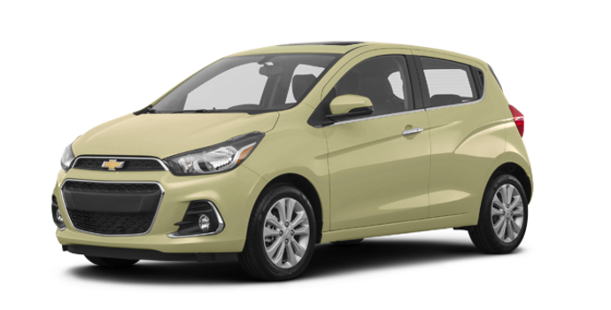 2018 Chevrolet Spark 2LT | Photo 6 | Brimstone