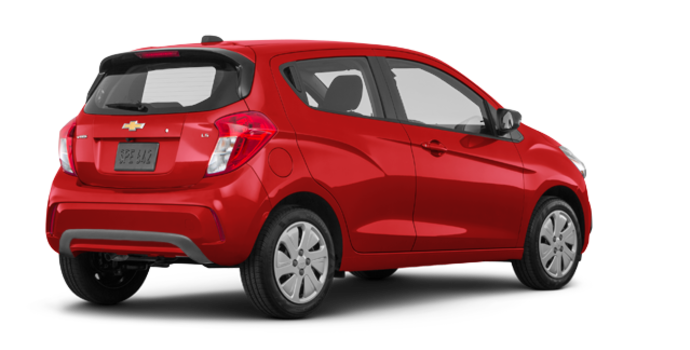 2018 Chevrolet Spark LS | Photo 5 | Red Hot