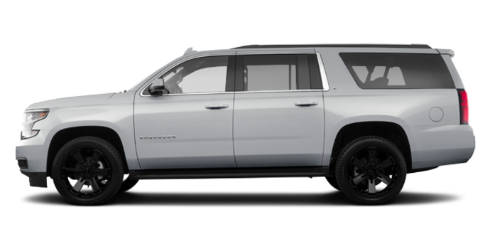 2018 Chevrolet Suburban LT | Photo 4 | Silver Ice Metallic
