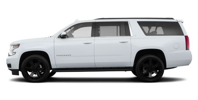 2018 Chevrolet Suburban LT | Photo 4 | Summit White
