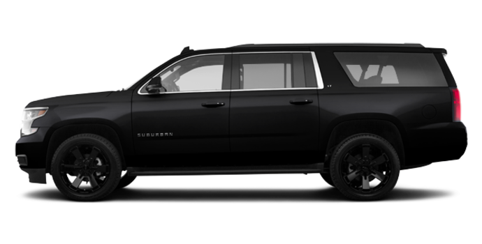 2018 Chevrolet Suburban LT | Photo 4 | Black