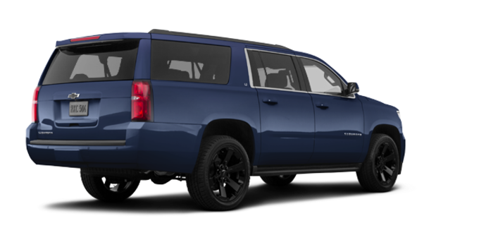2018 Chevrolet Suburban LT | Photo 5 | Blue Velvet Metallic