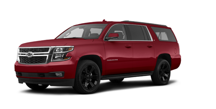 2018 Chevrolet Suburban LT | Photo 6 | Siren Red