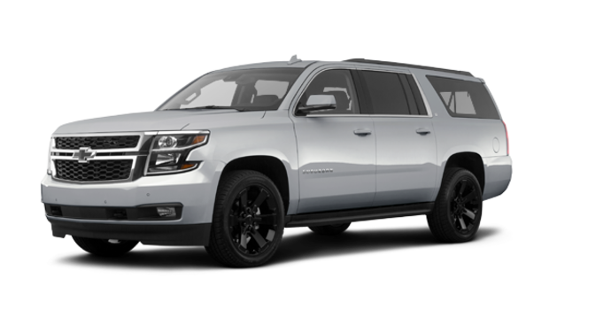 2018 Chevrolet Suburban LT | Photo 6 | Silver Ice Metallic