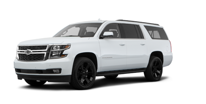 2018 Chevrolet Suburban LT | Photo 6 | Summit White