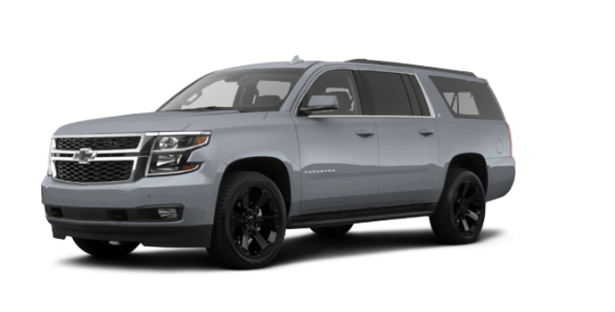 2018 Chevrolet Suburban LT | Photo 6 | Satin Steel Metallic