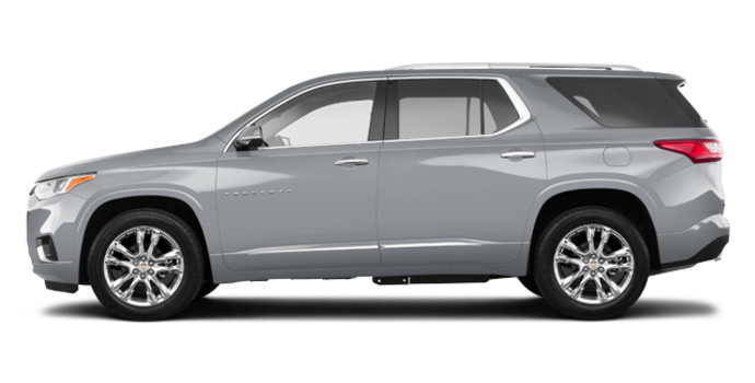 2018 Chevrolet Traverse HIGH COUNTRY | Photo 4 | Silver Ice Metallic