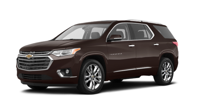 2018 Chevrolet Traverse HIGH COUNTRY | Photo 6 | Havana metallic