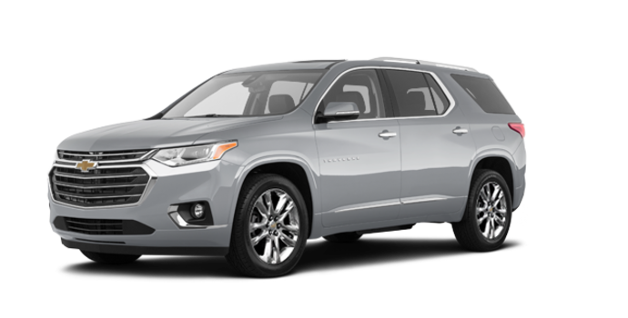 2018 Chevrolet Traverse HIGH COUNTRY | Photo 6 | Silver Ice Metallic
