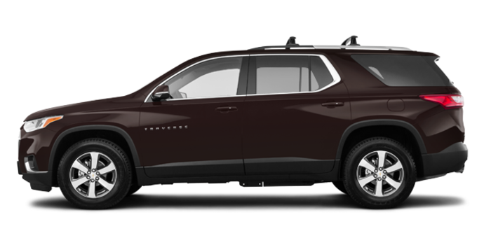 2018 Chevrolet Traverse LT TRUE NORTH | Photo 4 | Havana metallic